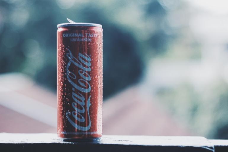 Coca-Cola no sabor e no estilo